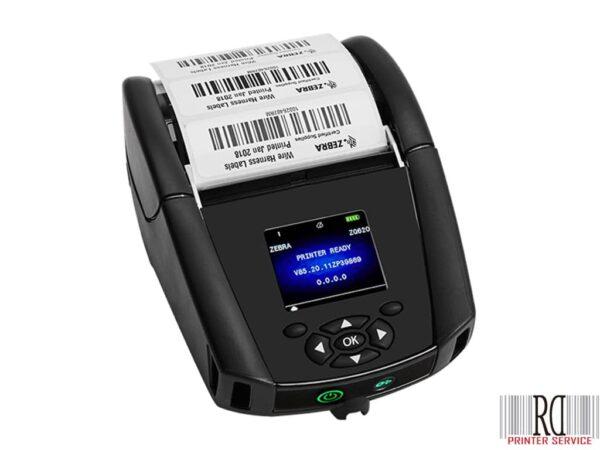 zq620_acostada rd printer service