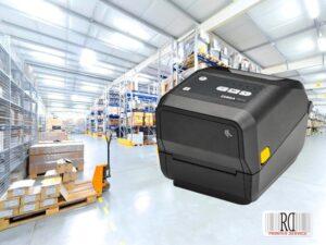 impresoras de etiquetas zebra zd420t