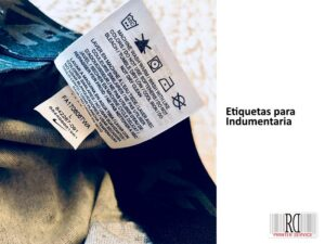 ¿Cómo hacer etiquetas para ropa?
