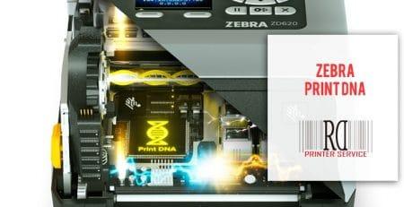 Print DNA Zebra RD Printer Service