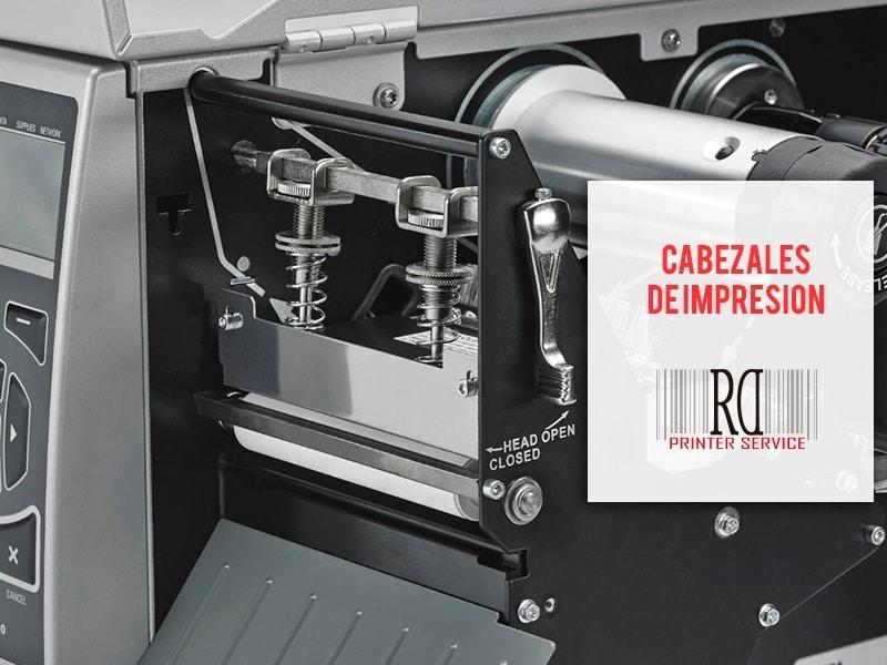 cabezales de impresion RD Printer
