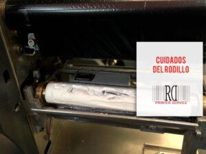 rodillo de impresion RD Printer