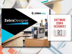 Zebra lanzo el nuevo Zebra Designer 3