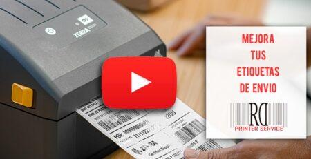 Ventajas de imprimir sus etiquetas de envío con una impresora Zebra