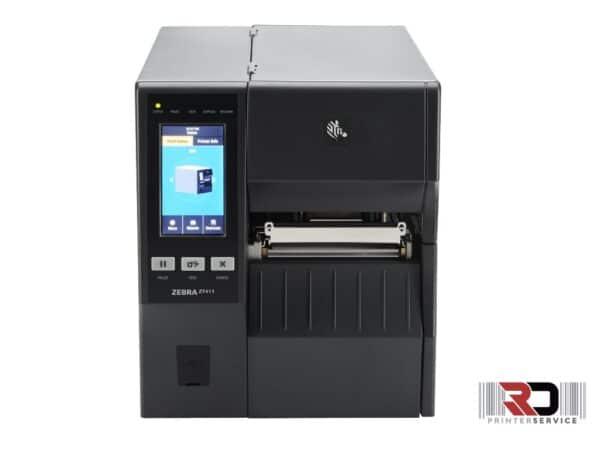 Impresora Industrial Zebra ZT411 rd printer service 2