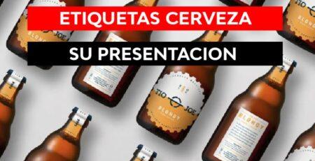 Como lograr etiquetas de cerveza premium