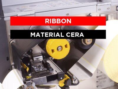 Que son los ribbon cera y para qué sirven