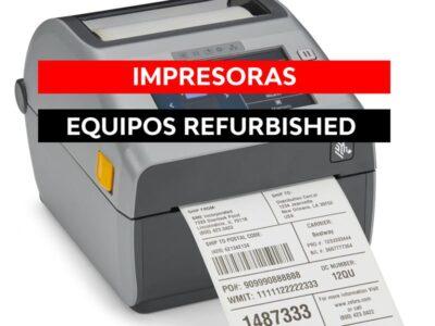 Entrega tu impresora de etiquetas en parte de pago y llévate una nueva.